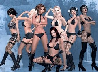 3D SexVilla 2 i inne gry erotyczne do pobrania