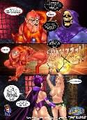 Bajki i seks opowiesci bohaterow z hemana